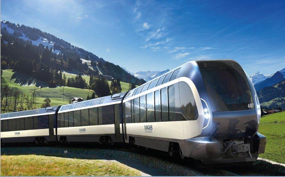 Da li će Pininifarinin Goldenpass Express biti najlepši voz na svetu?