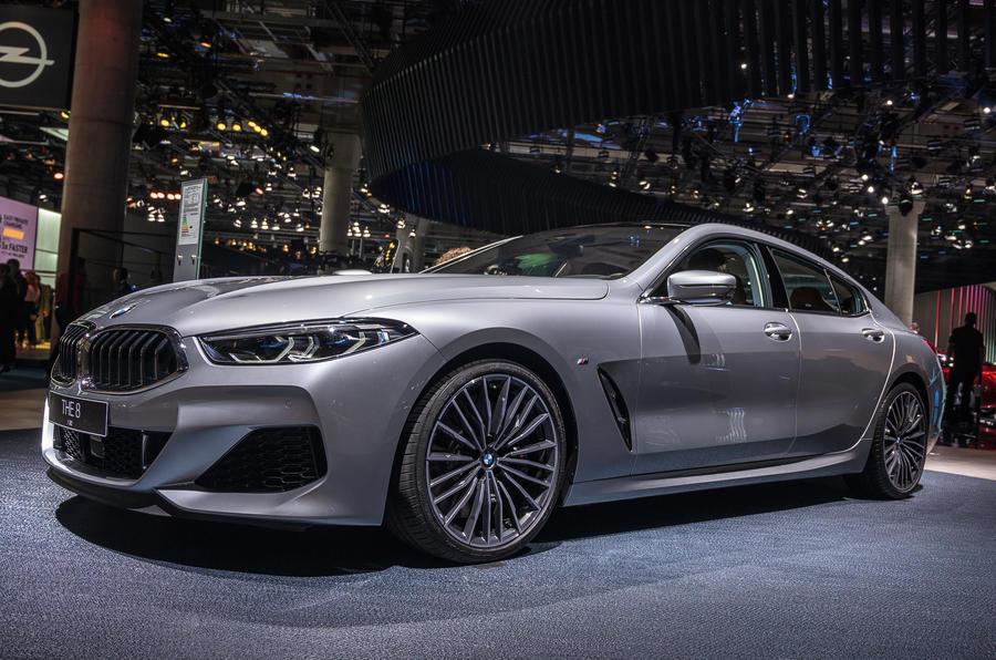 BMW Serija 8 Gran Coupe prvi put u javnosti (GALERIJA)