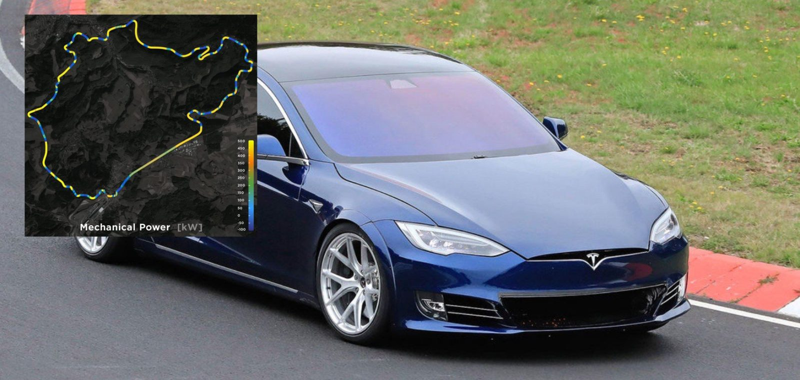 Tesla Model S Plaid pokrenuo debatu u vezi s rekordima kruga na Nirburgringu