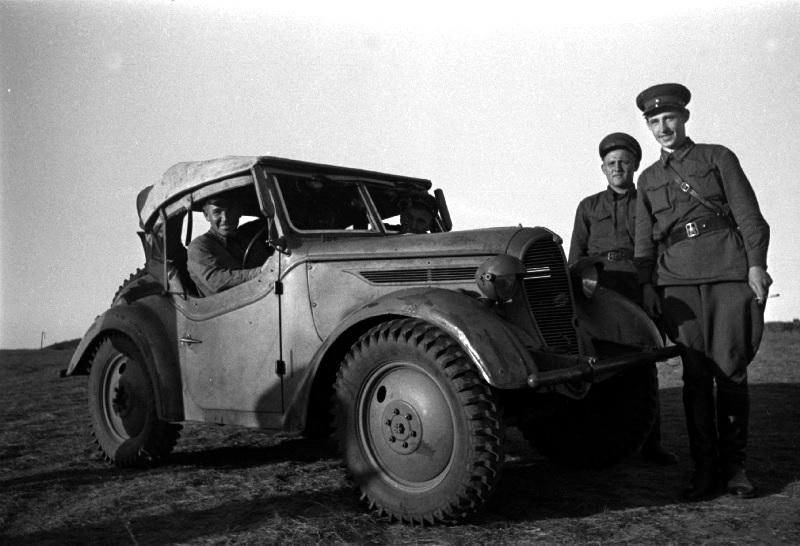 Zanimljivost dana: Prvi japanski vojni 4×4 – Kurogane Type 95