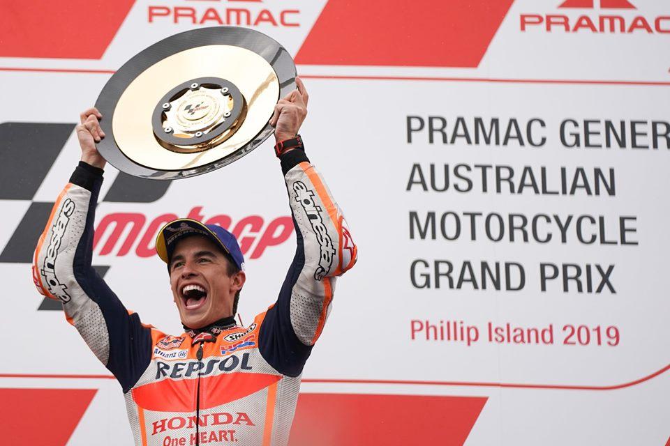 Mark Markez pobedio Maverika Vinjalesa u triler finišu u Australiji
