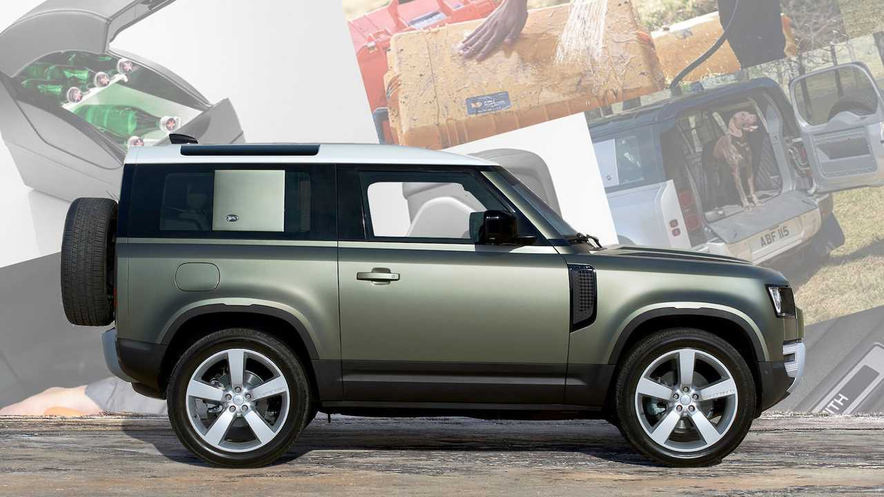 Jaguar Land Rover smatra da baterije nisu najbolja solucija za velike SUV modele