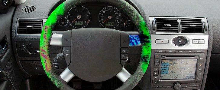 Da li ste znali da je volan vašeg automobila pravi raj za bakterije?