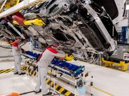 The Cassino Assembly Plant FCA Group