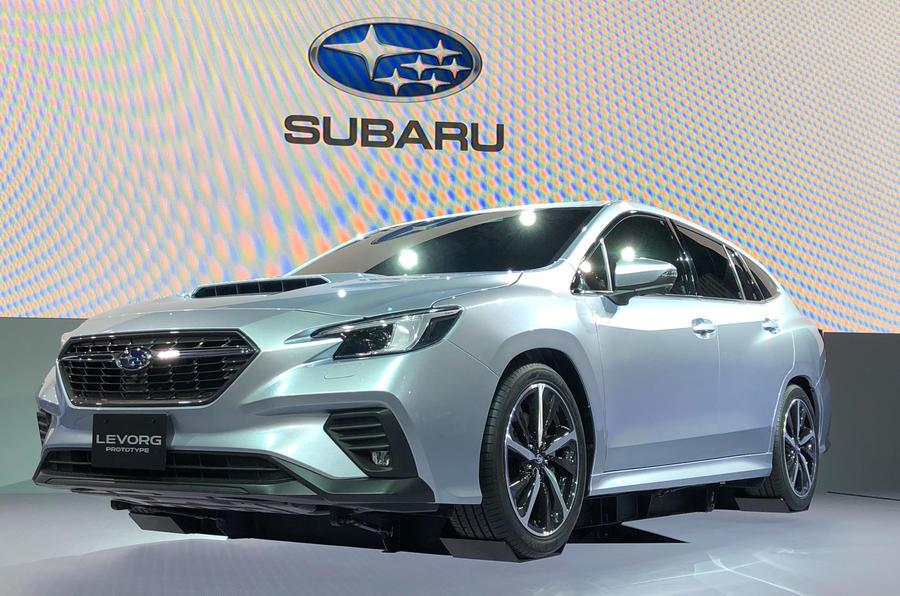 Subaru prikazao prototip novog Levorga