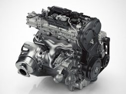 Drive-E 4 cylinder Petrol Engine – T4/T3/T2 Rear