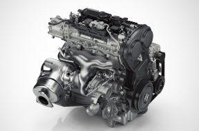 Drive-E 4 cylinder Petrol Engine – T4/T3/T2 Rear