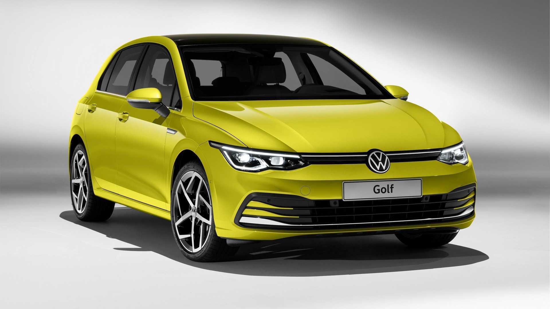 Volkswagen Golf 8 iz svih uglova! (VIDEO)