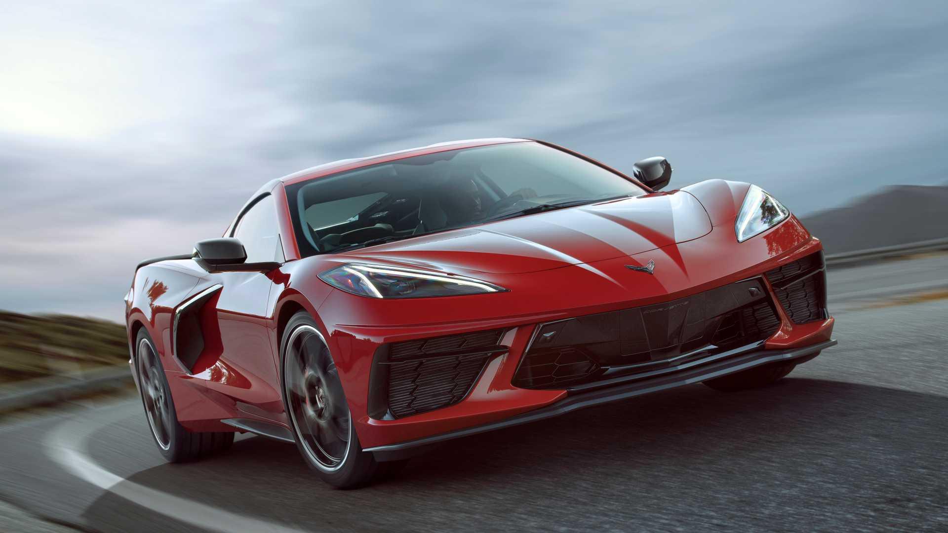 Iako teža osnovna Chevrolet Corvette do stotke ubrzava za 2,8 sekunde
