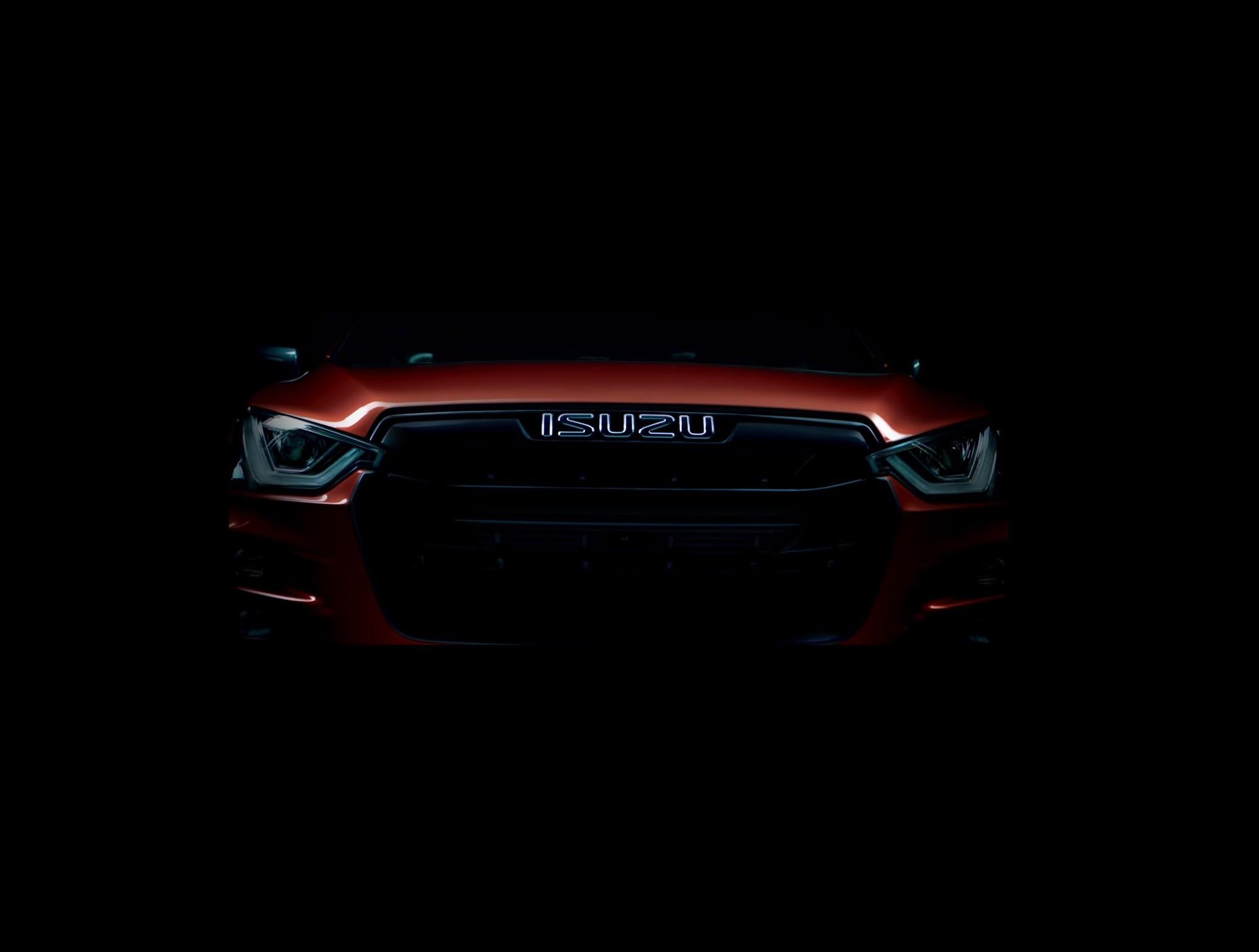 Isuzu D-Max za 2020. spreman za lansiranje (FOTO i VIDEO)