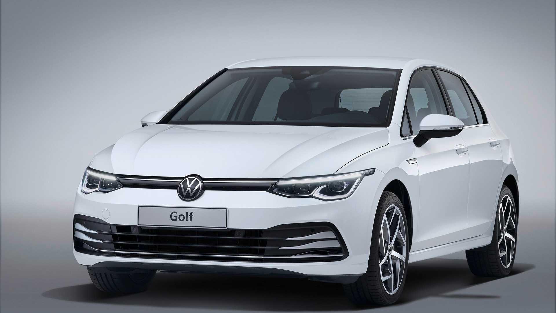Volkswagen Golf Mk8 (2020.) (GALERIJA)