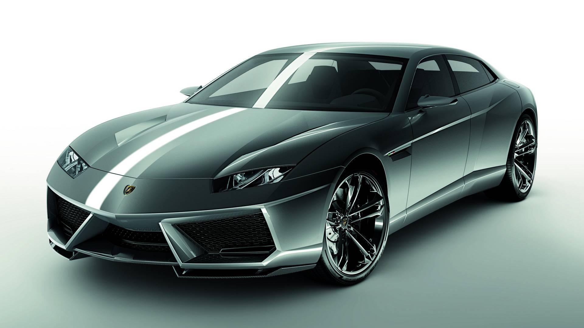 Lamborghini planira električnu limuzinu