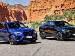 BMW X5 M i BMW X6 M