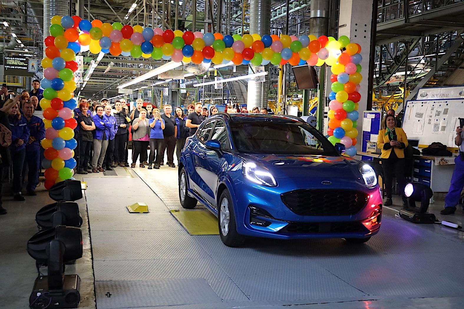 Ford Puma – počela proizvodnja u Rumuniji