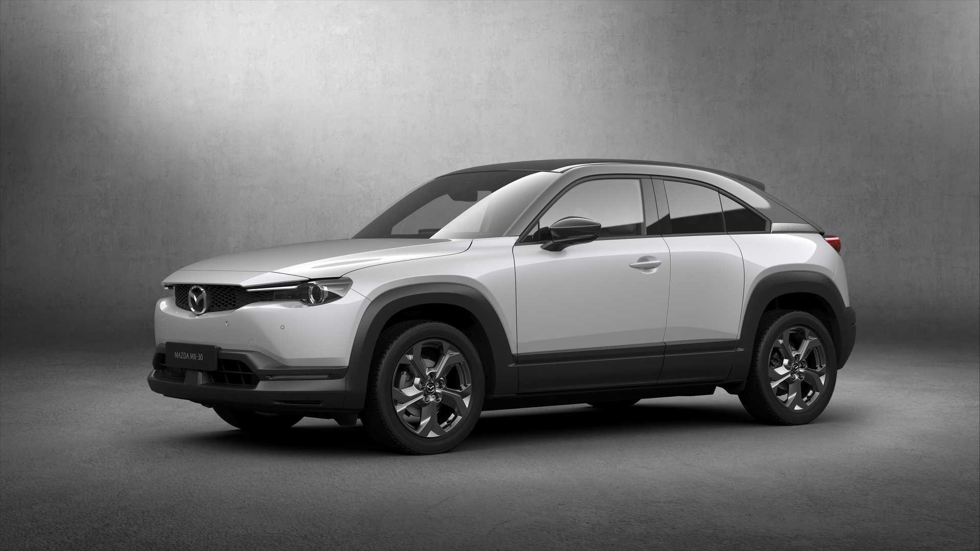 Mazda predstavila električni model MX-30 (GALERIJA)