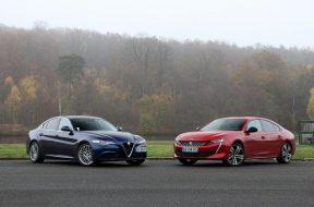 Alfa Romeo Peugeot