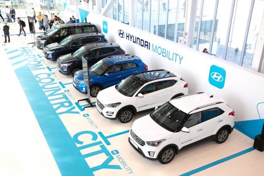 Hyundai predstavio cene najma vozila u Rusiji