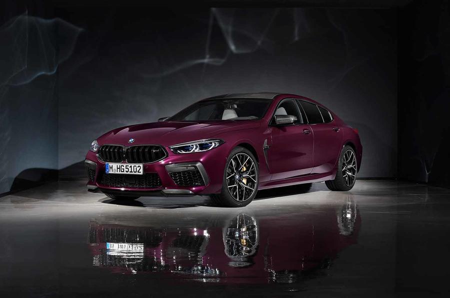 Premijera: BMW M8 Gran Coupe (GALERIJA)