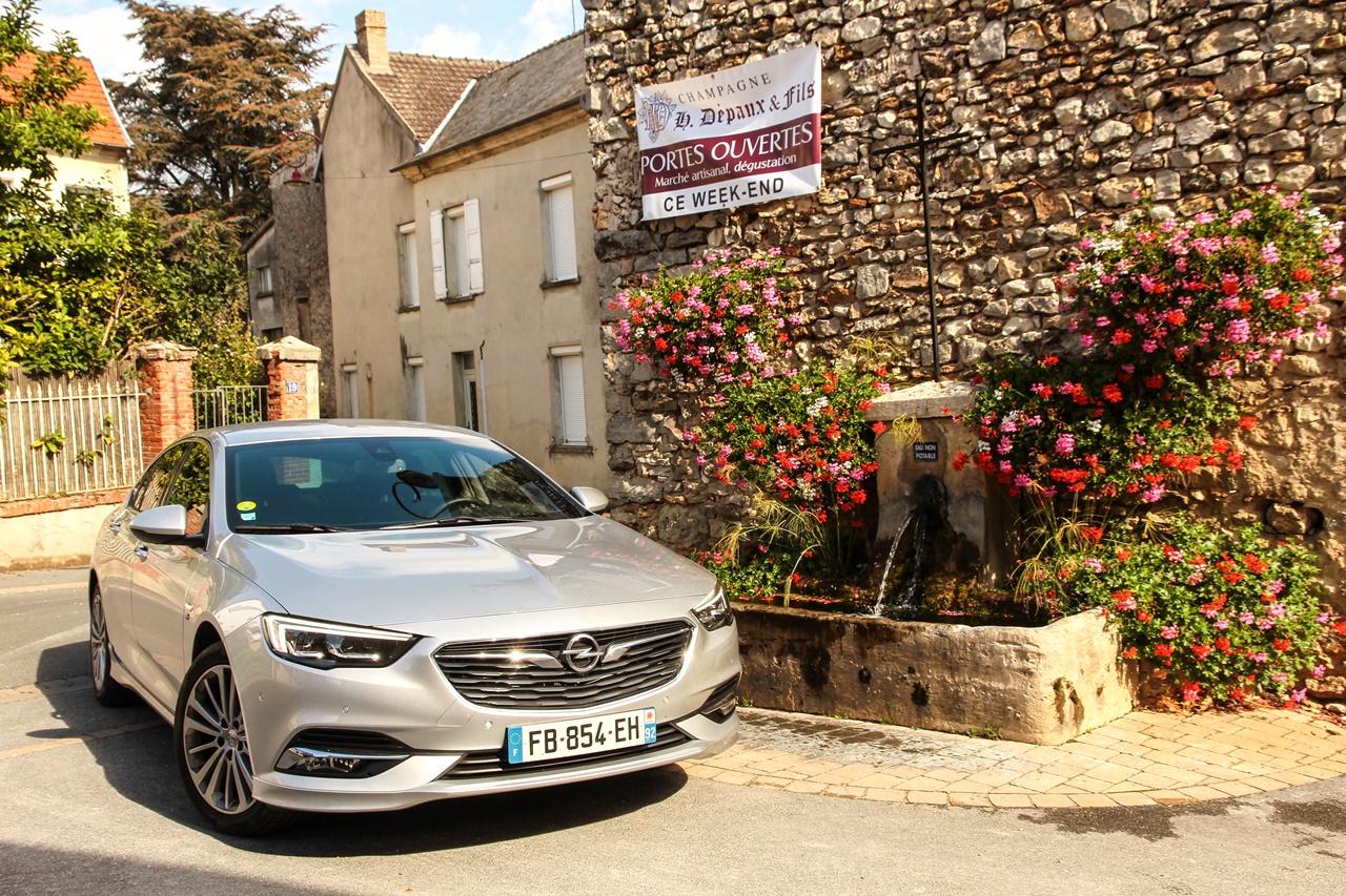 Opel Insignia Grand Sport – Poslednji Opel s Jenki akcentom