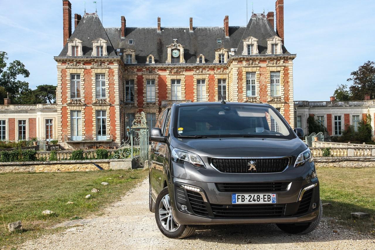 Peugeot Traveller – VIP transport