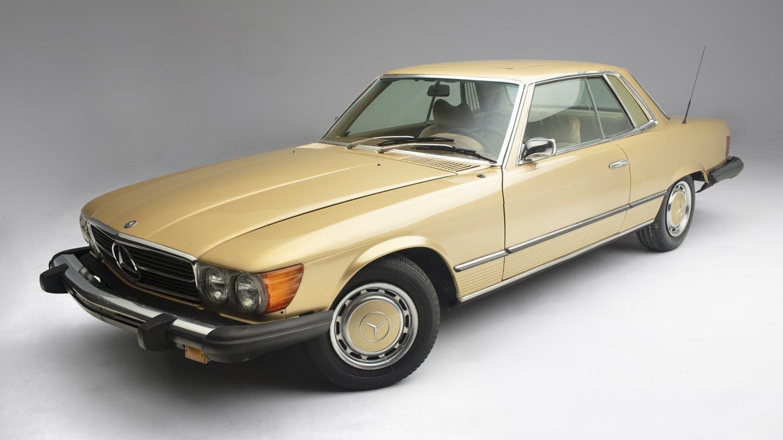 Elvisov Mercedes ide na aukciju
