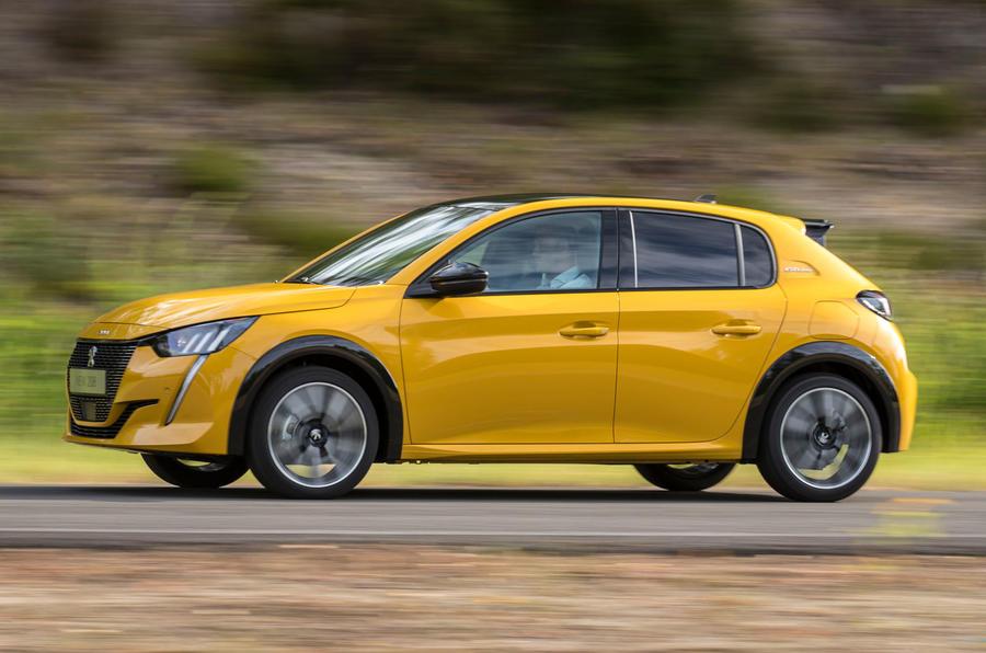 Novi Peugeot 208 dobio četiri zvezdice na Euro NCAP testu