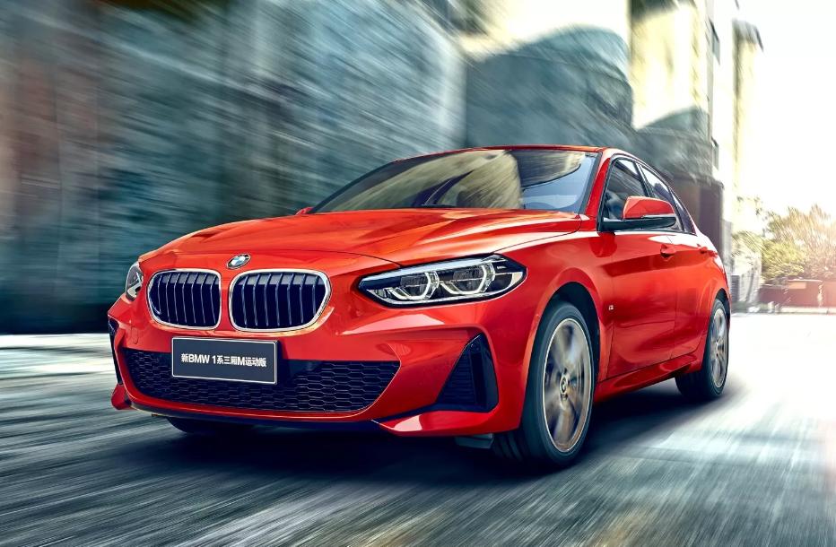 Osvežena najmanja limuzina marke BMW