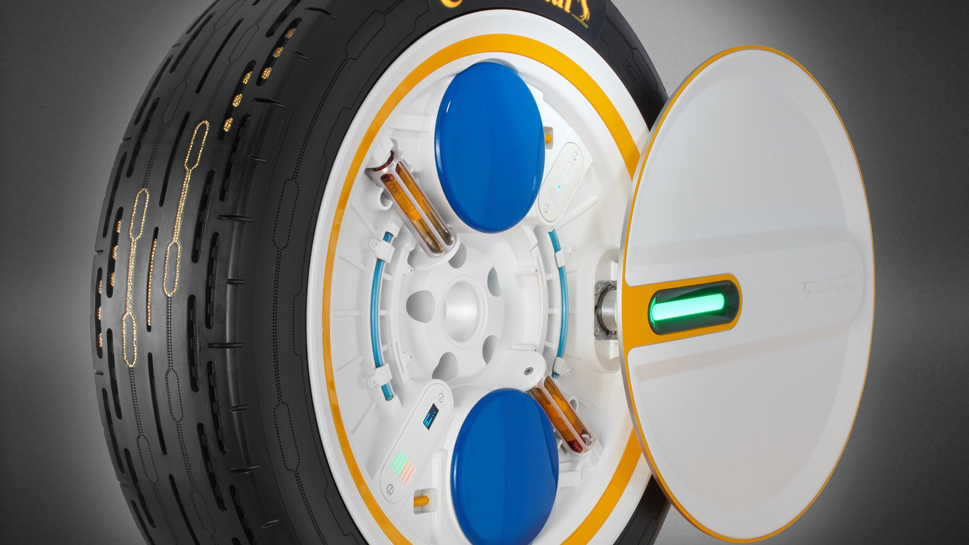 Continental promoviše pametne pneumatike