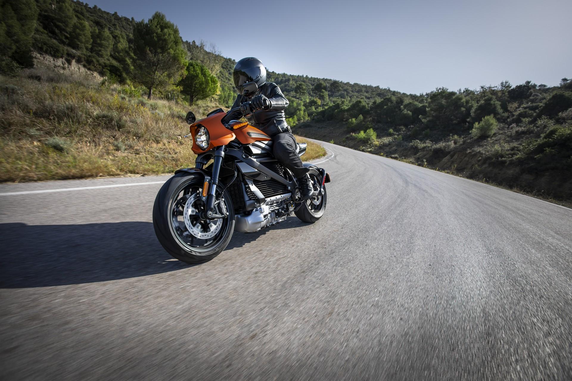 Harley Davidson LiveWire ispod očekivanja