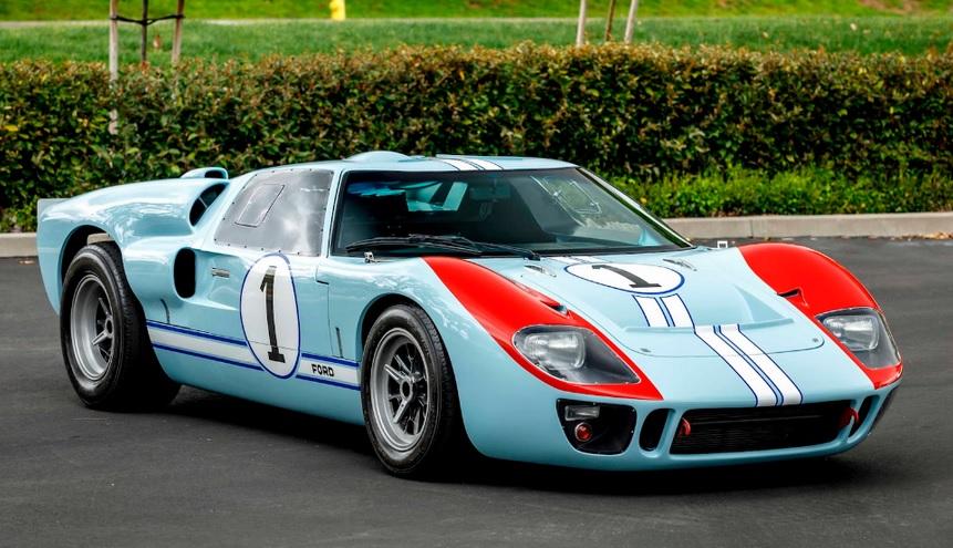 """Prodaje se kopija Forda GT40 iz filma """"Ford v Ferrari"""""""