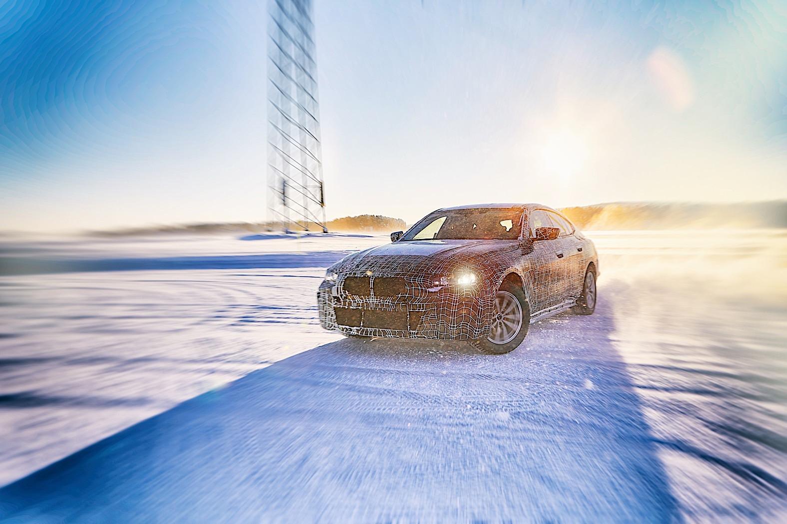 Potvrđene performanse BMW-a i4 za 2022. – autonomija preko 600 kilometara