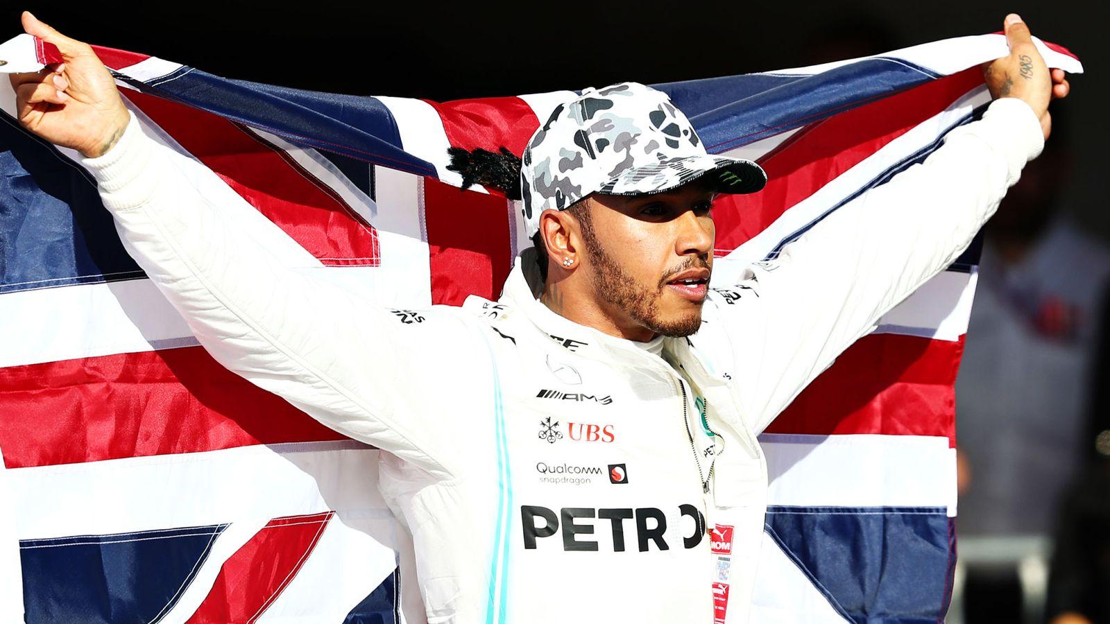Botasu pobeda Hamiltonu titula