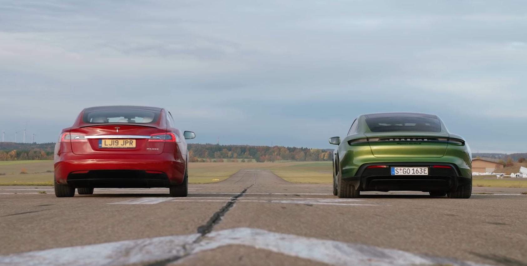 "Top Gear lažirao stvari u ""dvoboju"" Porsche Taycana i Tesle Modela S? (VIDEO)"