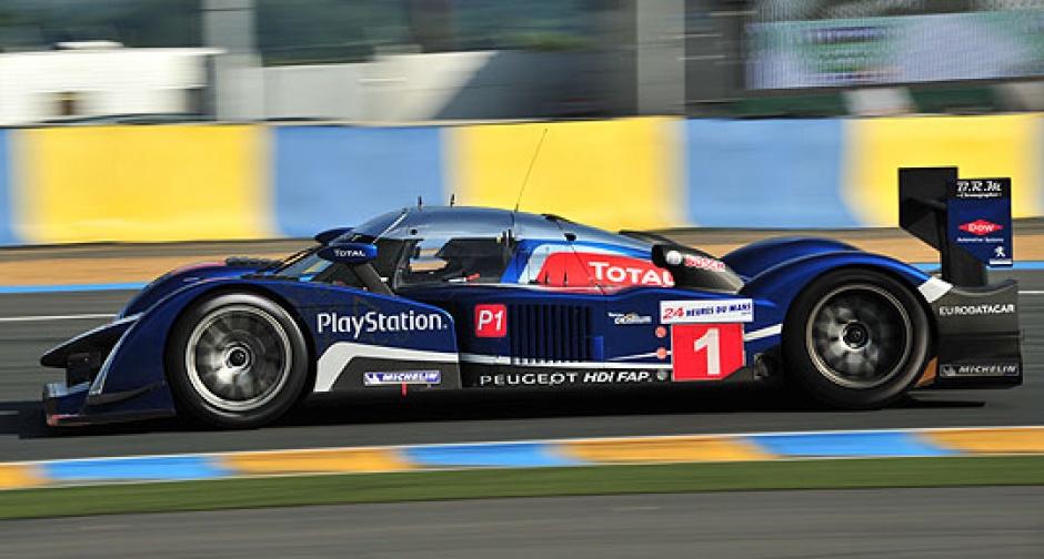 Peugeot ponovo na Le Manu