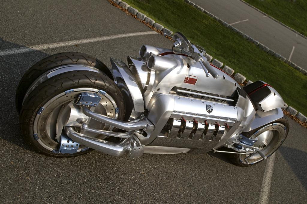 Zanimljivost dana: Motocikl ili ne – Dodge Tomahawk