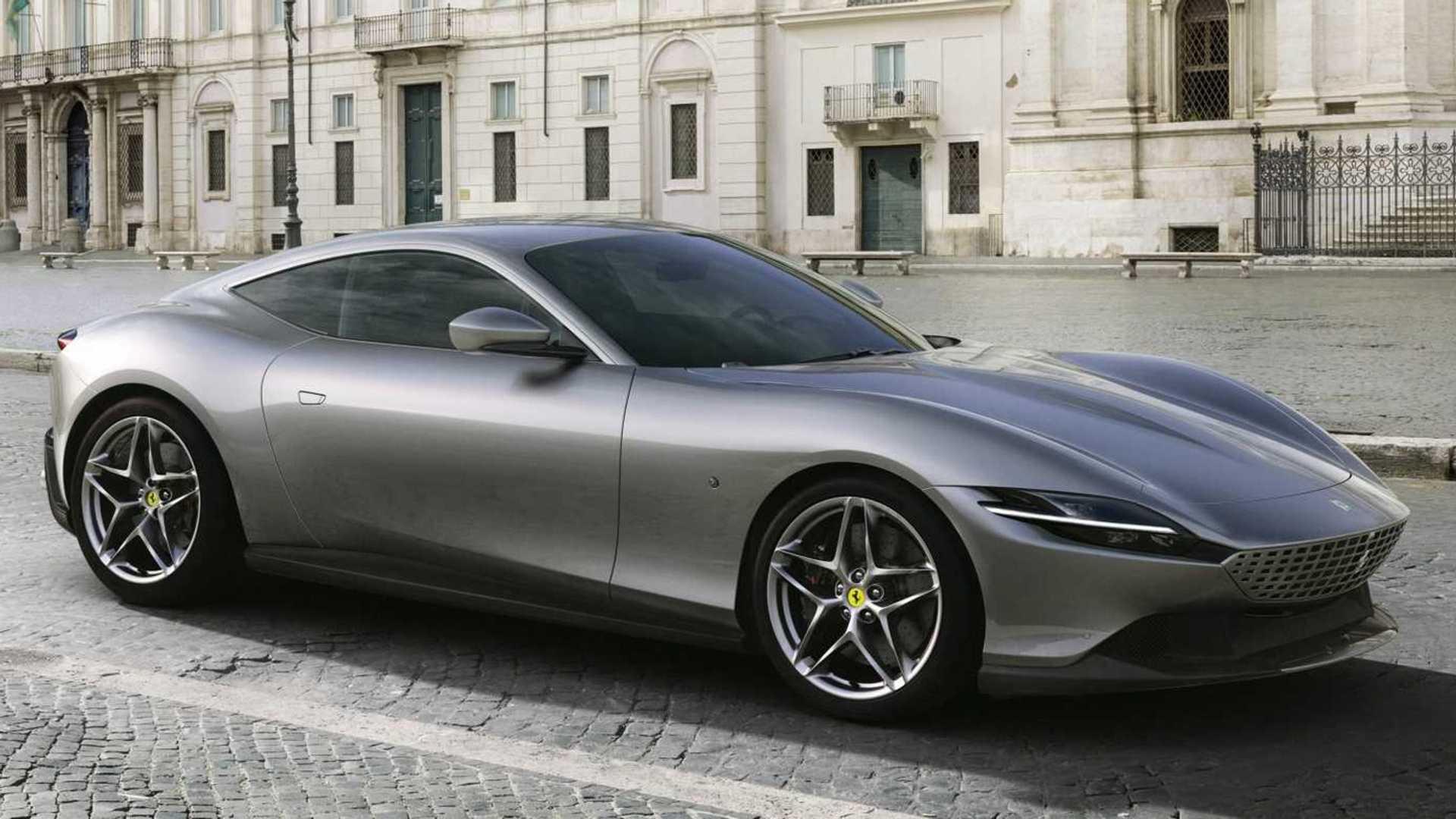 Stigao je Ferrari Roma! (GALERIJA)