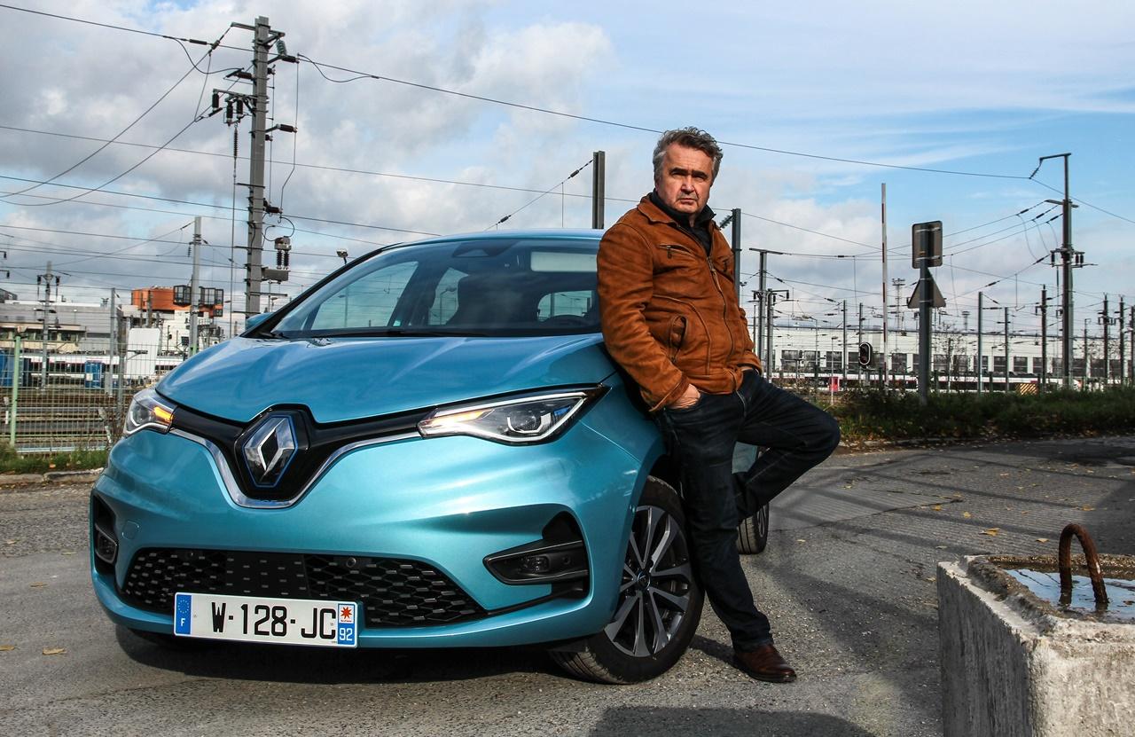 Renault  Zoe 2 – Gradska zujalica
