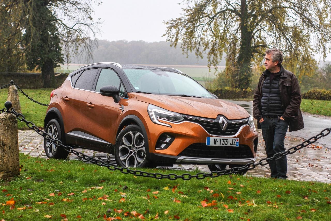 Renault Captur 2 – Ostati prvi!
