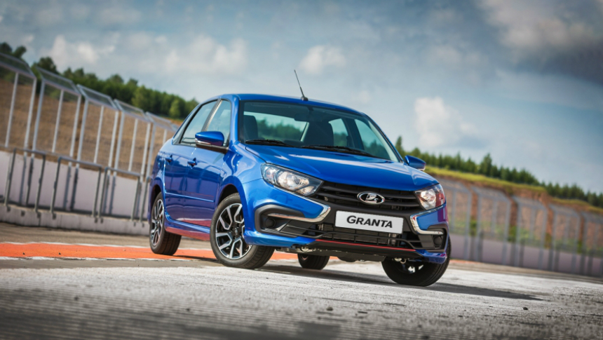 Top 5 najprodavanijih automobila u Rusiji