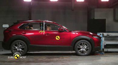 Mazda Euro NCAP