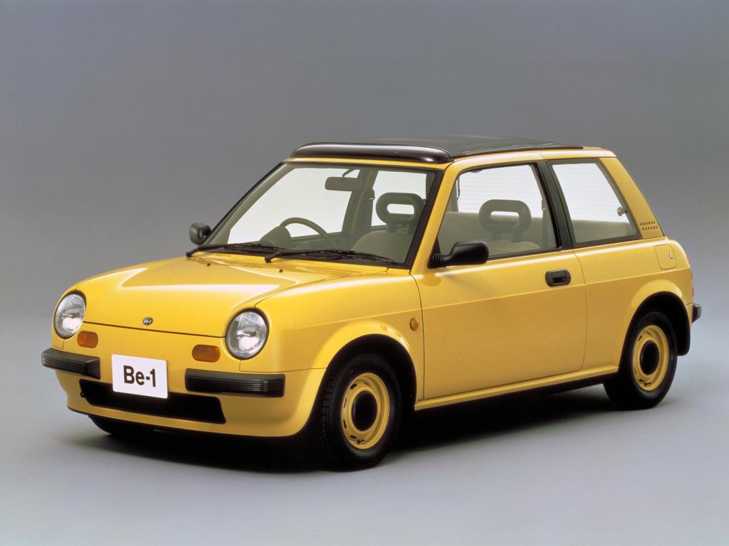 Zanimljivost dana: Kada se Nissan oprobao sa retro stilom