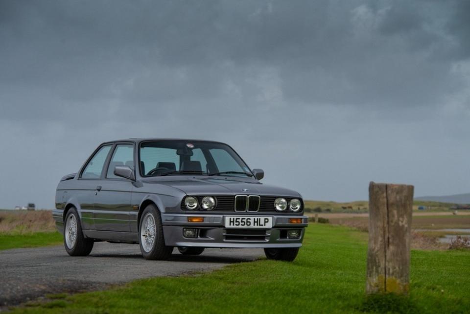 Postignut novi cenovni rekord za BMW E30