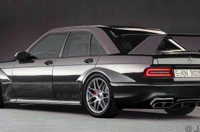 Mercedes-Benz 190 E Evolution II