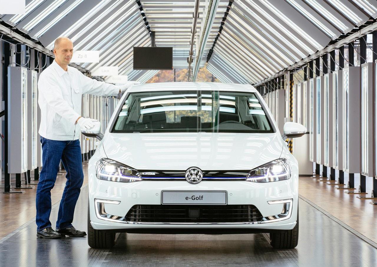 Volkswagen je isporučio 100.000 primeraka električnog Golfa