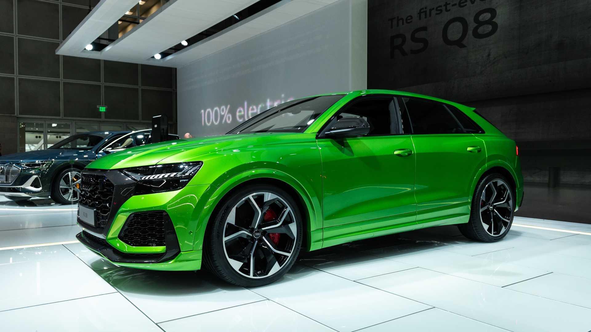 """Audi smatra da su točkovi veći od 23 cola """"besmisleni"""""""