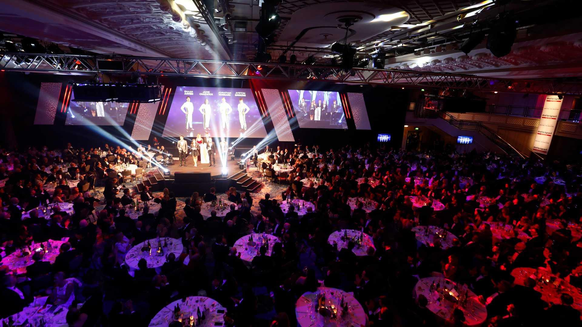 Završena ceremonija dodele  Autosport priznanja za proteklu sezonu u Londonu