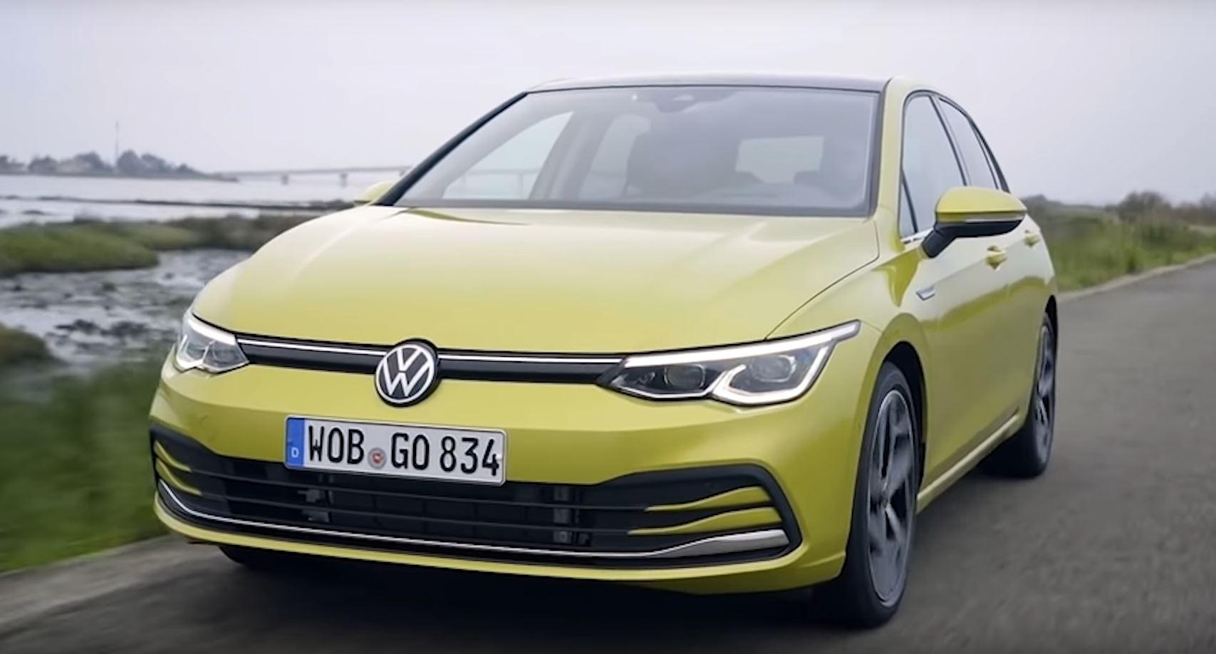 Prvi testovi sugerišu da je VW Golf 8 šampion svestranosti (VIDEO)