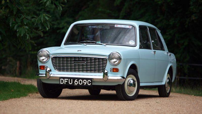 BMC ADO16 – poslednji britanski automobili koji su držali korak s konkurencijom