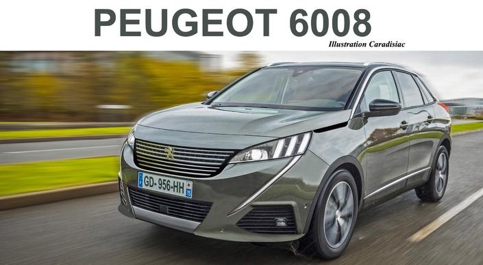 Peugeot priprema 6008