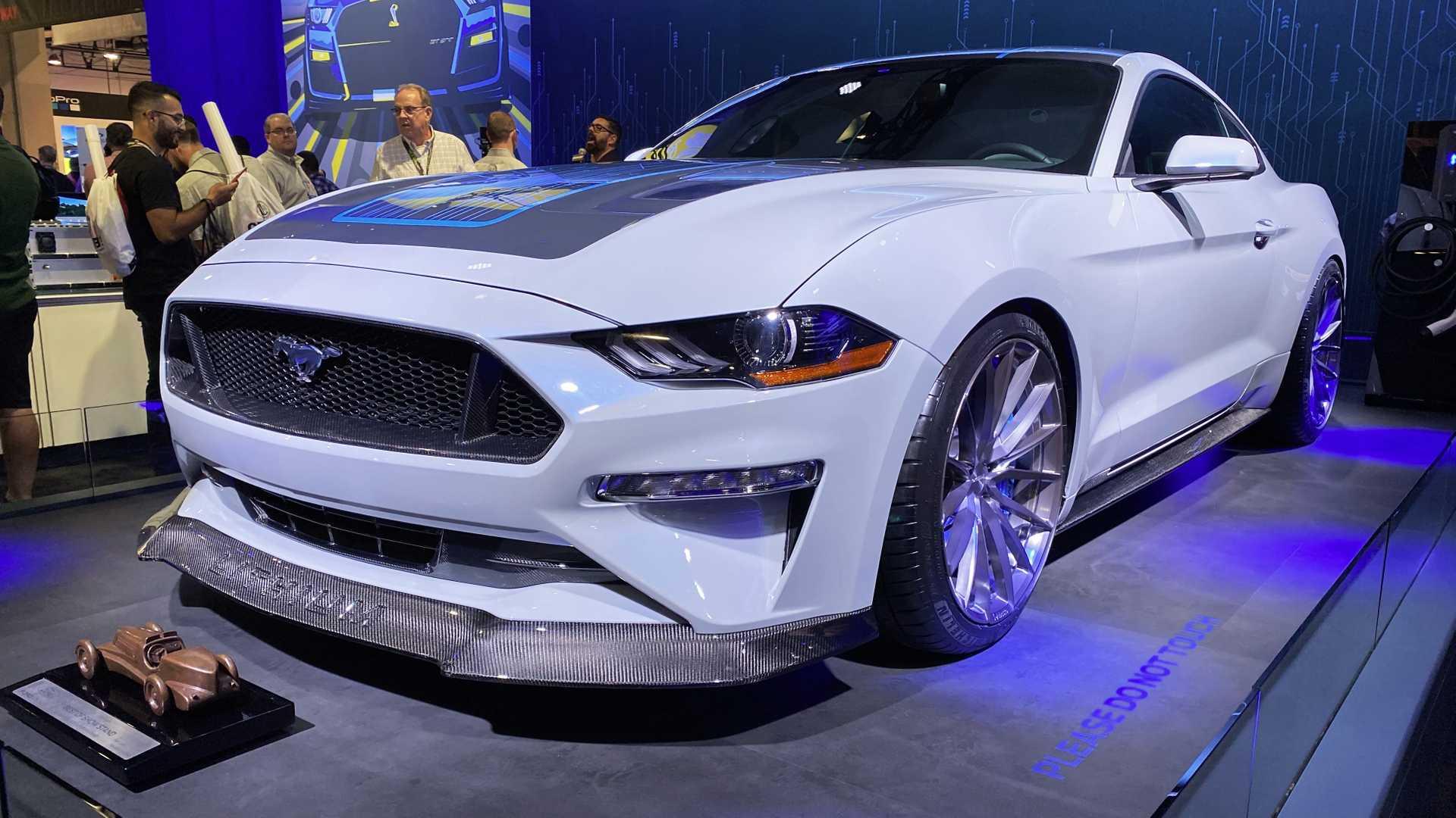 Dolazak električnog Ford Mustanga pitanje vremena